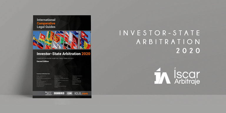 Investor state arbitration javier iscar